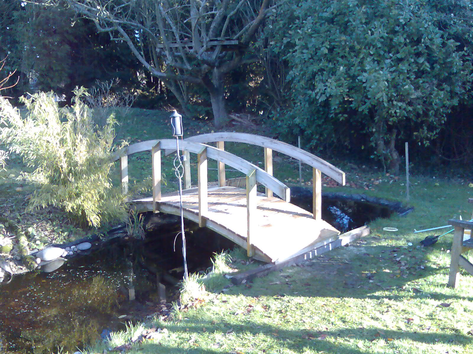 Other projects for Garden pond bridges sale
